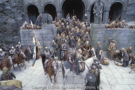The Lord of the Rings: The Two Towers photo